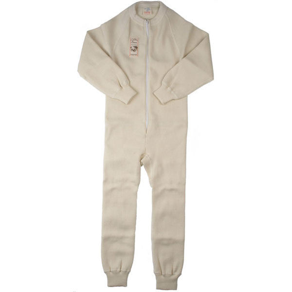 wool zippered bodysuit - Nova Natural Toys & Crafts - 3