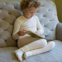 wool & silk long johns - Nova Natural Toys & Crafts - 4