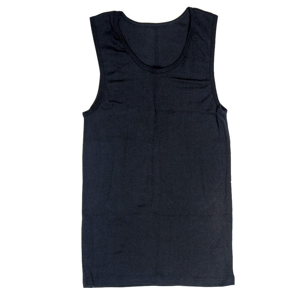 unisex wool & silk tank top - Nova Natural Toys & Crafts