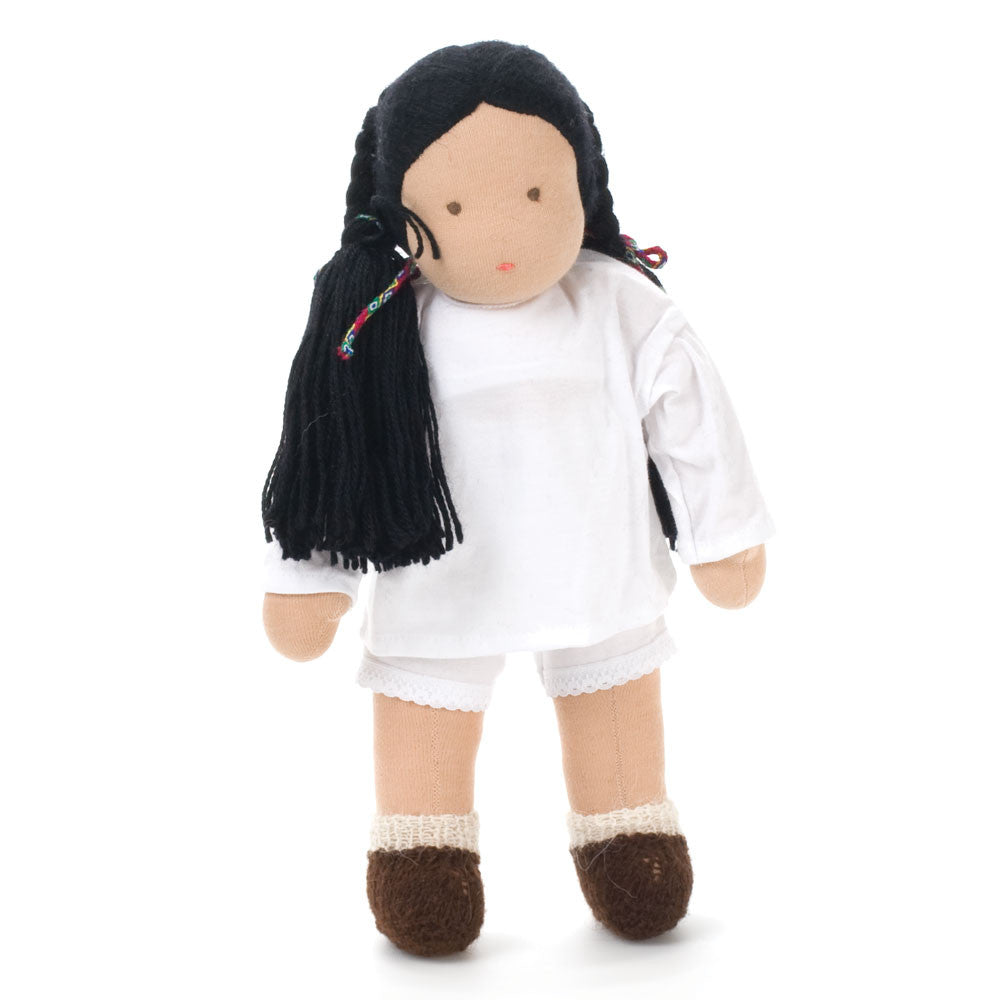 girl waldorf doll - Nova Natural Toys & Crafts - 2
