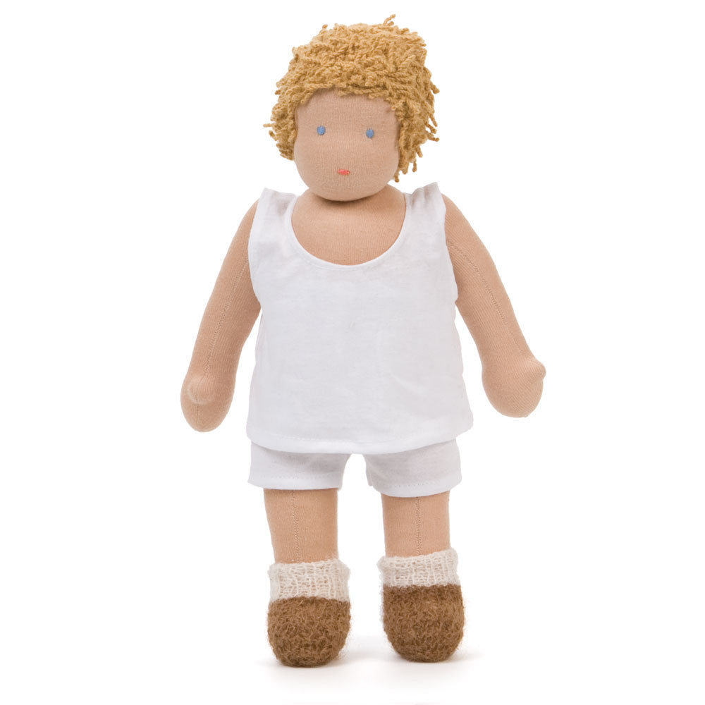 boy waldorf doll - Nova Natural Toys & Crafts - 2