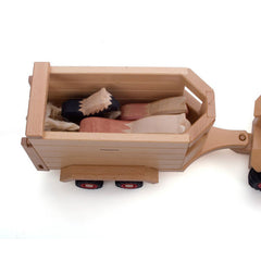 horse trailer - Nova Natural Toys & Crafts - 6