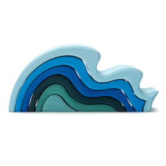 wave tunnel set - Nova Natural Toys & Crafts - 2