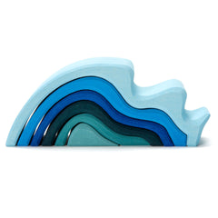 wave tunnel set - Nova Natural Toys & Crafts - 3