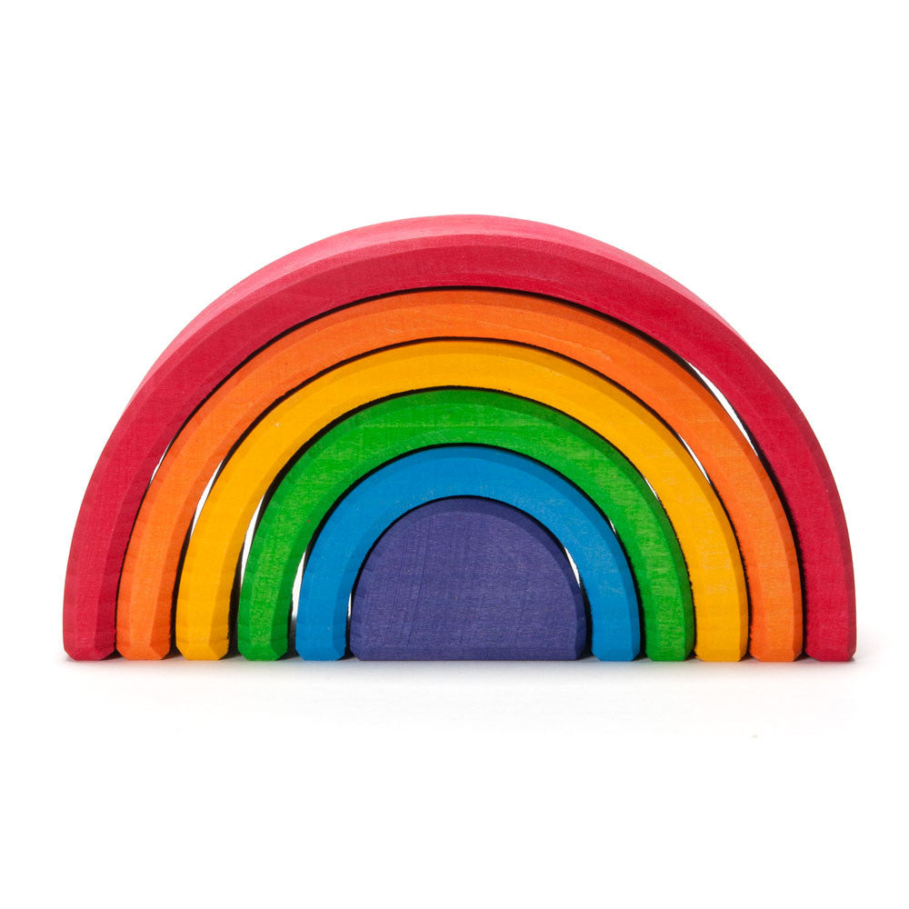 rainbow tunnel set - Nova Natural Toys & Crafts - 1