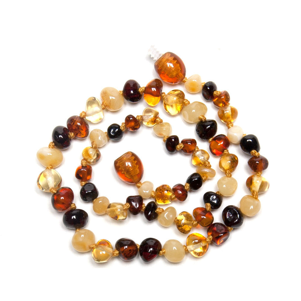 toddler amber necklace - Nova Natural Toys & Crafts - 1