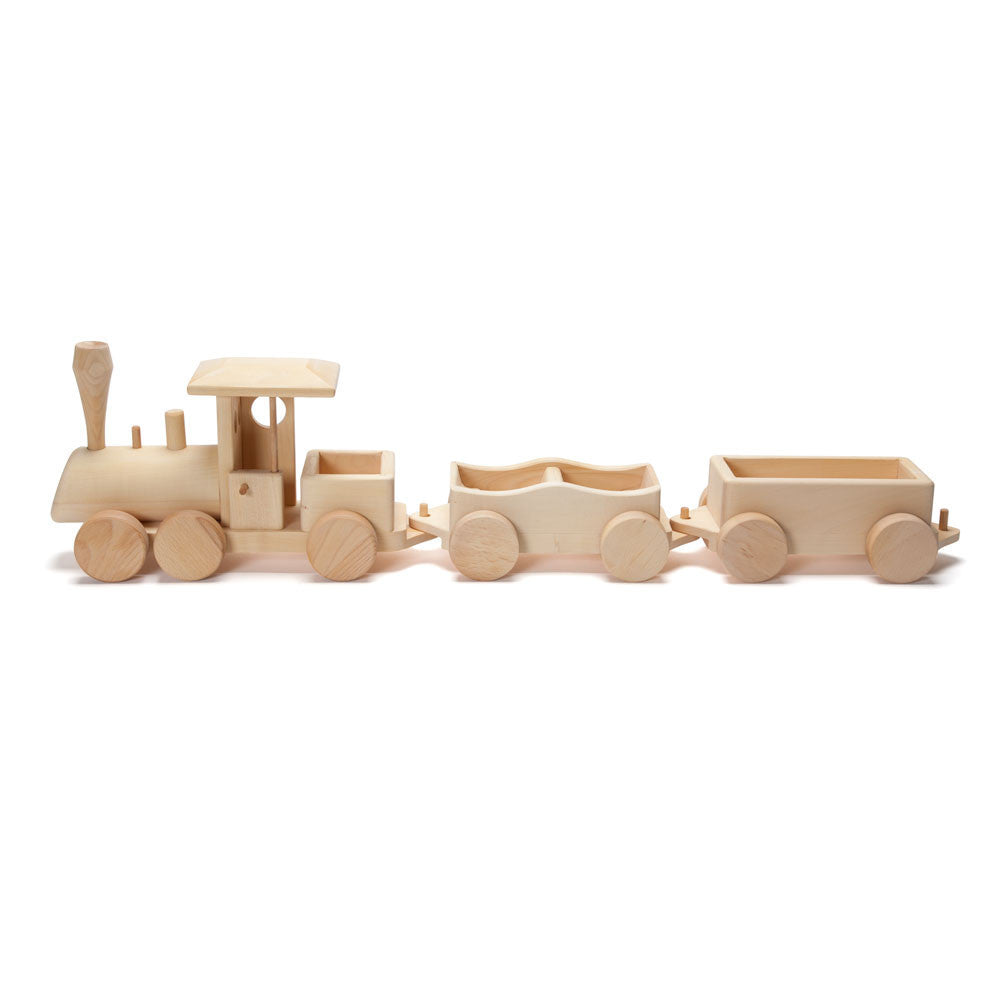 wooden train - Nova Natural Toys & Crafts - 1