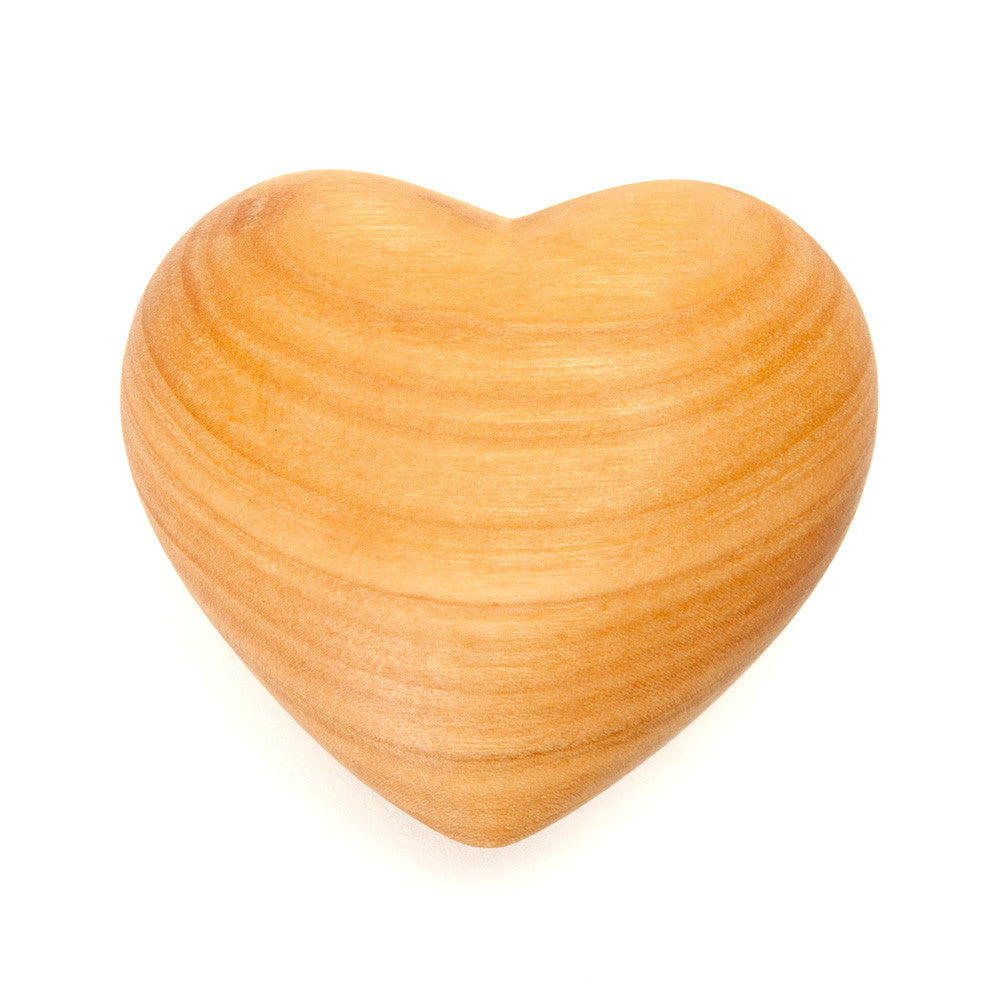 wooden heart - Nova Natural Toys & Crafts