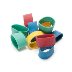 extra set of play clip rubberbands