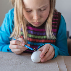 simple ukrainian egg decorating kit