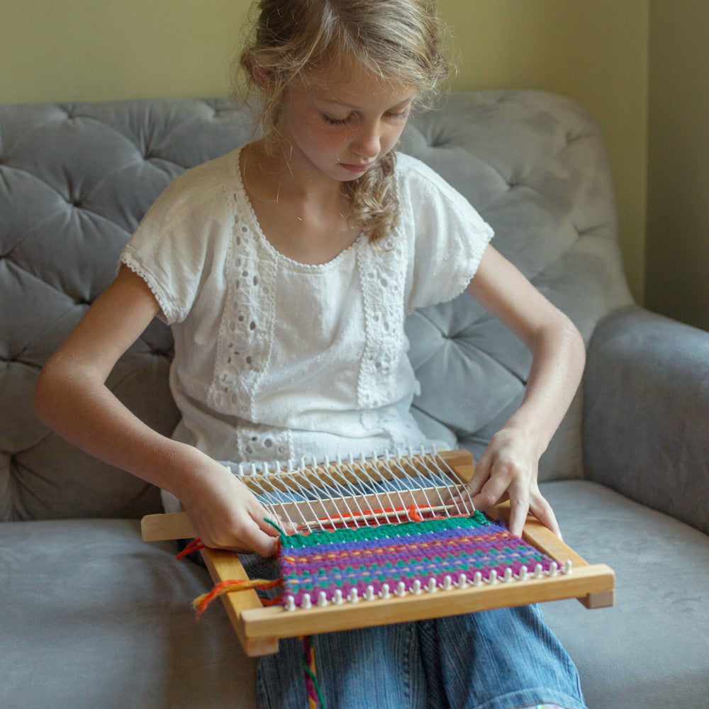 child's lap loom - Nova Natural Toys & Crafts - 1