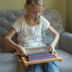 child's lap loom