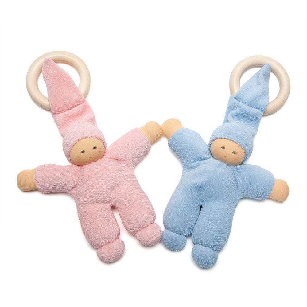 teething ring doll - Nova Natural Toys & Crafts - 1