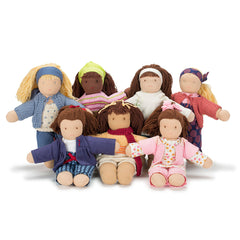 girl little friend - Nova Natural Toys & Crafts - 1