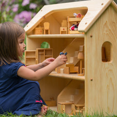 seri's dollhouse set - Nova Natural Toys & Crafts - 2