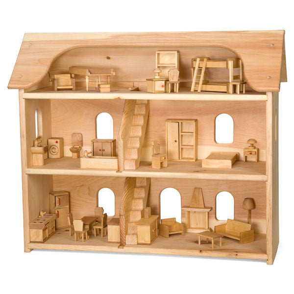 seri's dollhouse set - Nova Natural Toys & Crafts - 1