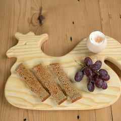 chicken breakfast board - Nova Natural Toys & Crafts