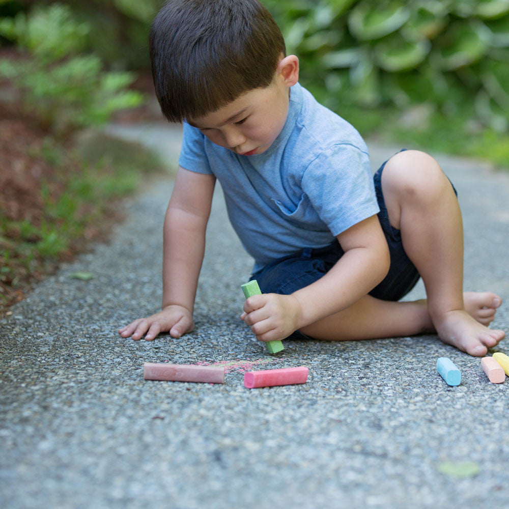 sidewalk chalk - Nova Natural Toys & Crafts - 1