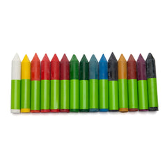 fabric wax crayons