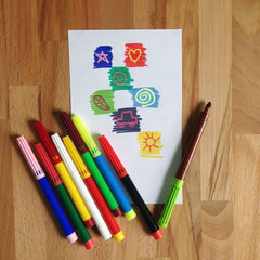 really magic markers - Nova Natural Toys & Crafts - 3