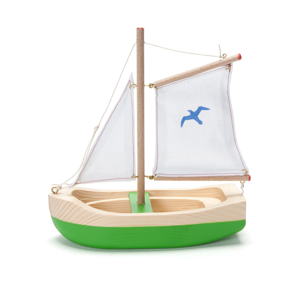 jaunty sailboat - Nova Natural Toys & Crafts - 2