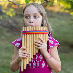 pan flute - Nova Natural Toys & Crafts - 2