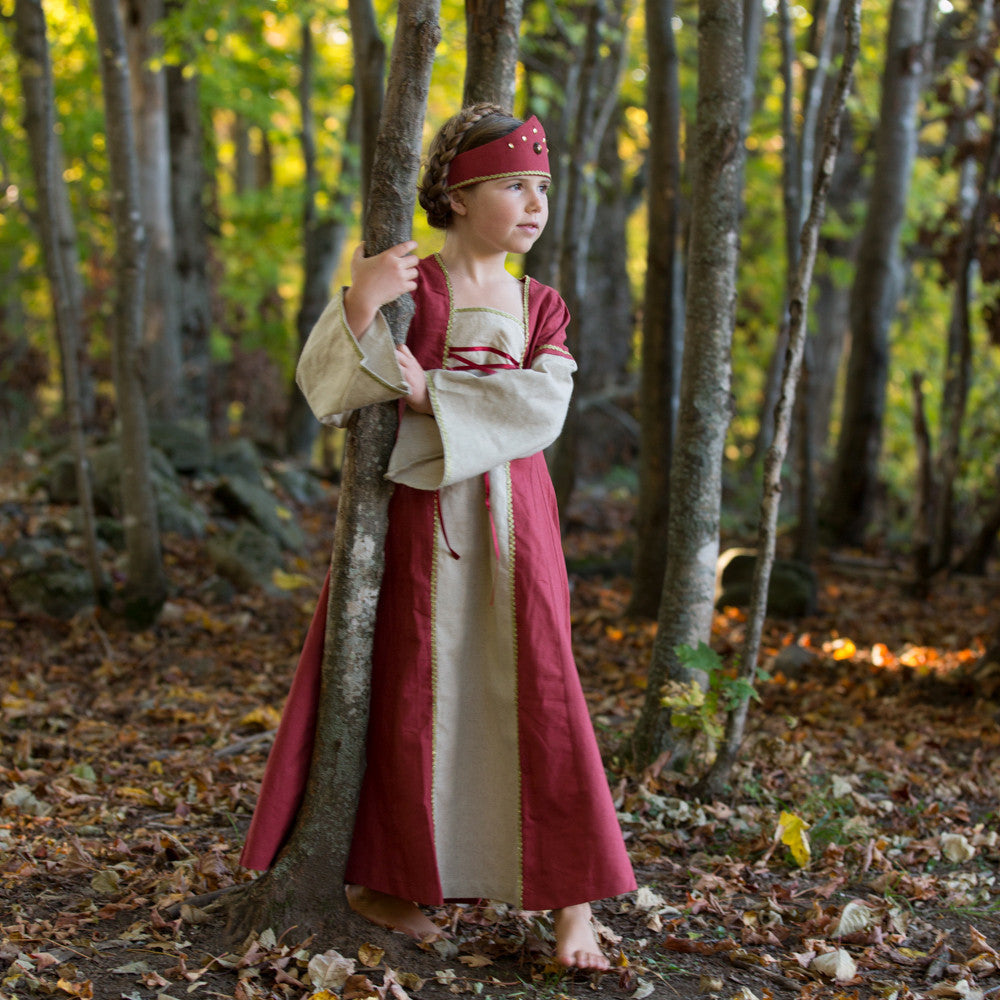fair maiden dress - Nova Natural Toys & Crafts - 1