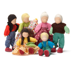 dollhouse family - Nova Natural Toys & Crafts - 2