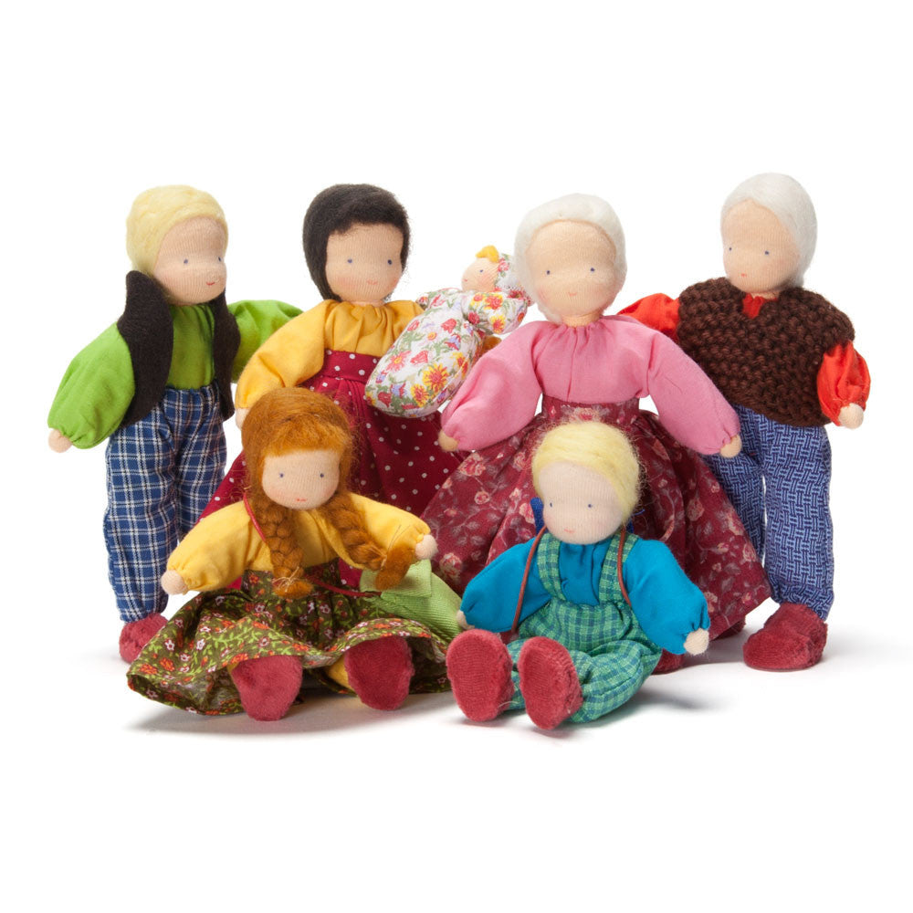 dollhouse family - Nova Natural Toys & Crafts - 1