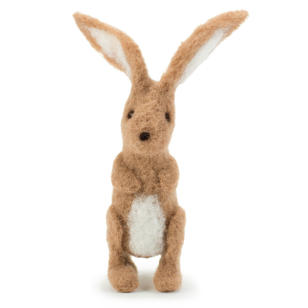 needle felted bunny kit - Nova Natural Toys & Crafts - 2