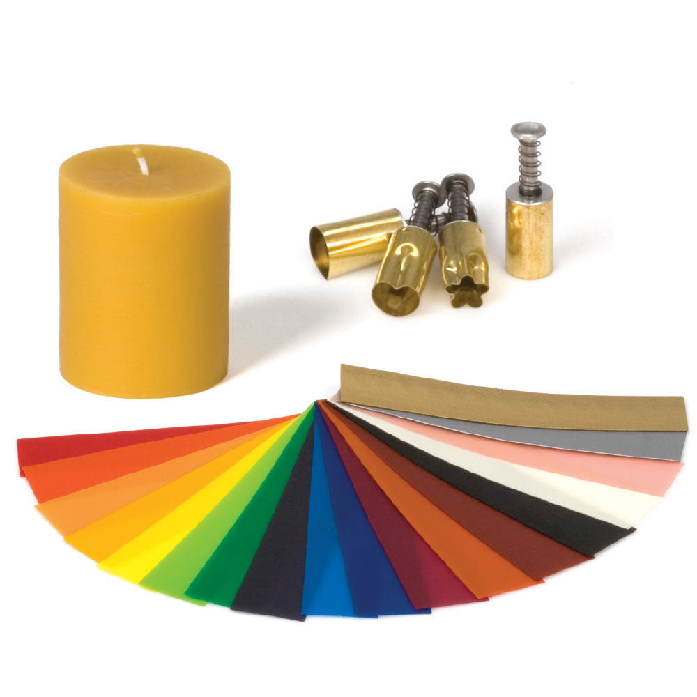 candle decorating kit - Nova Natural Toys & Crafts - 1