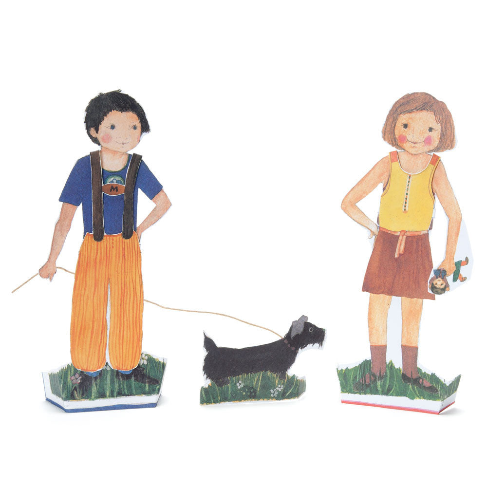lena and malte paper dolls - Nova Natural Toys & Crafts - 2
