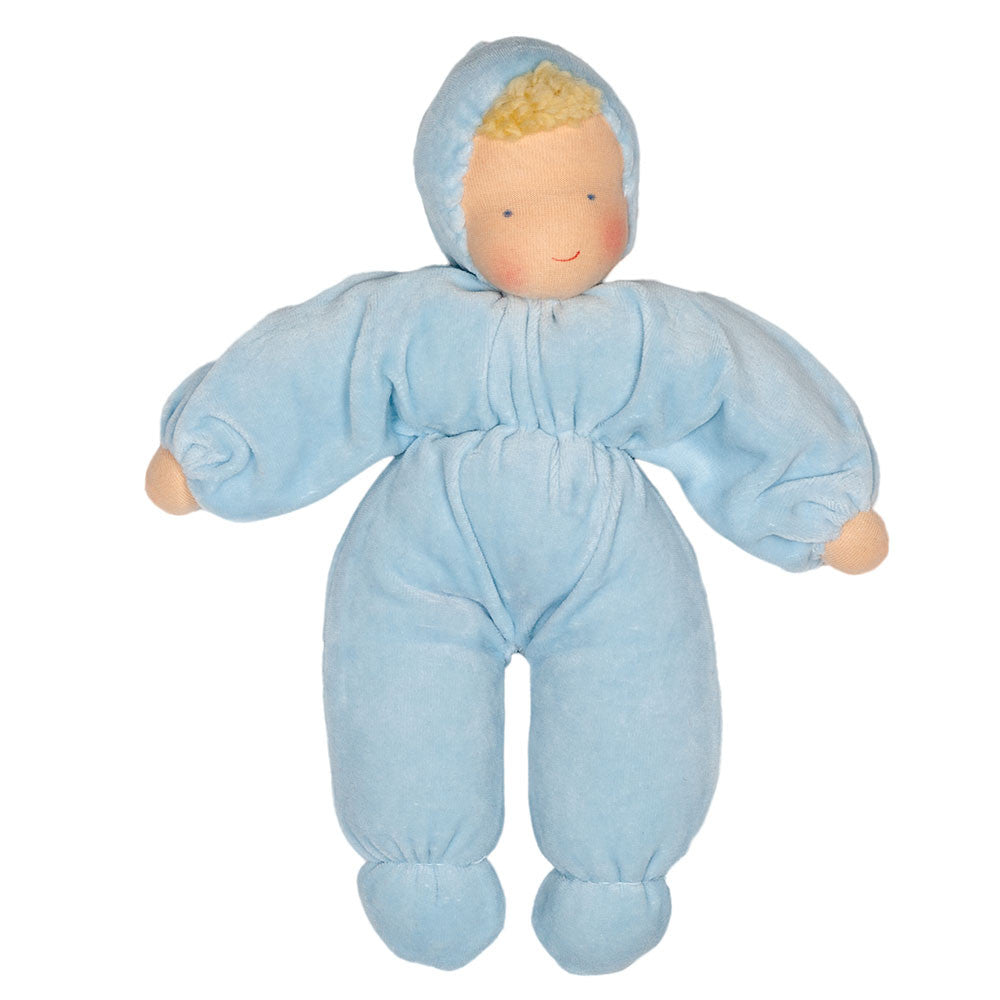 plush baby doll - Nova Natural Toys & Crafts - 4