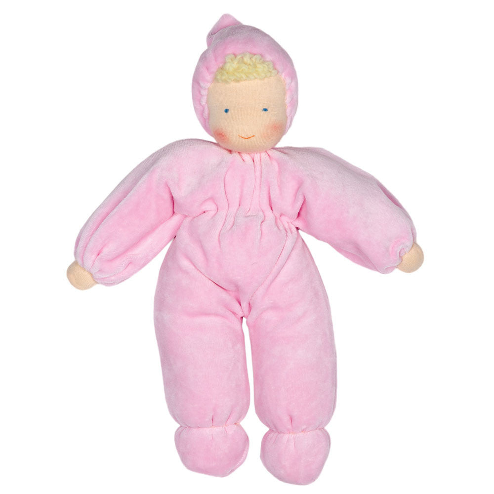 plush baby doll - Nova Natural Toys & Crafts - 2