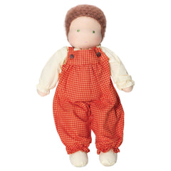 "boy 16"" waldorf doll - Nova Natural Toys & Crafts - 4"