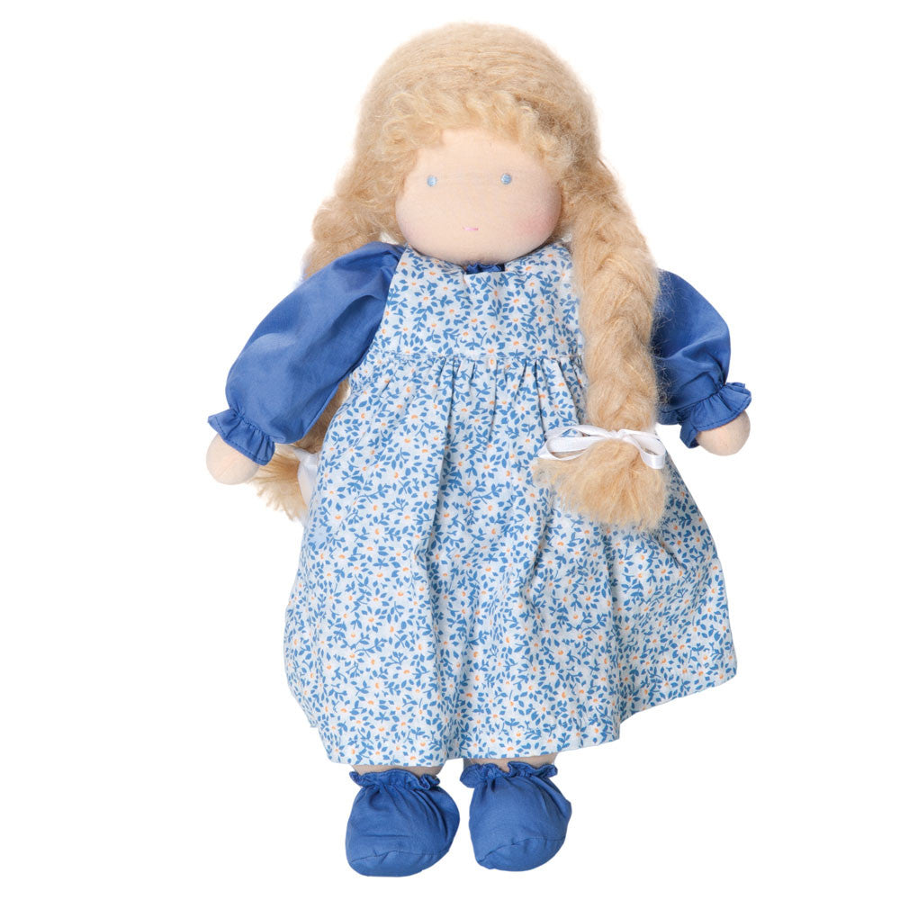 classic girl waldorf doll - Nova Natural Toys & Crafts - 1