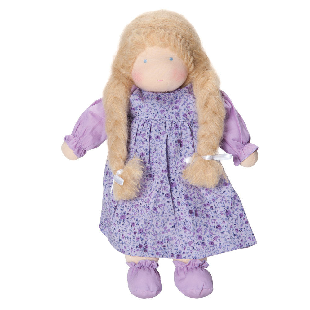 classic girl waldorf doll - Nova Natural Toys & Crafts - 3
