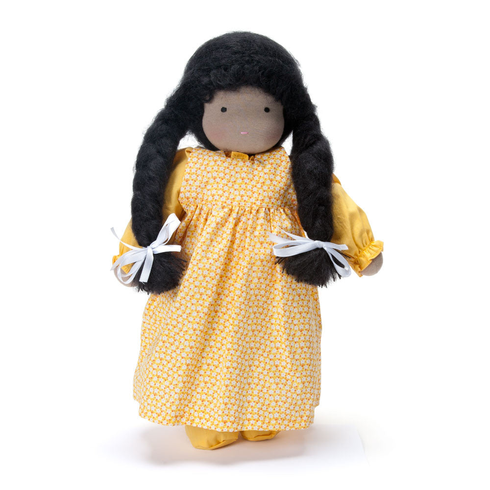 classic girl waldorf doll - Nova Natural Toys & Crafts - 8