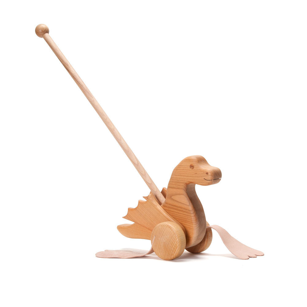 dragon push toy - Nova Natural Toys & Crafts - 3