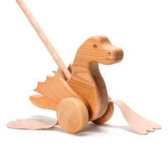 dragon push toy - Nova Natural Toys & Crafts - 2