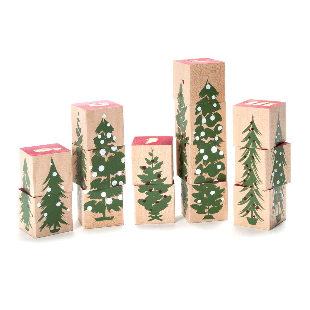 christmas blocks - Nova Natural Toys & Crafts - 1