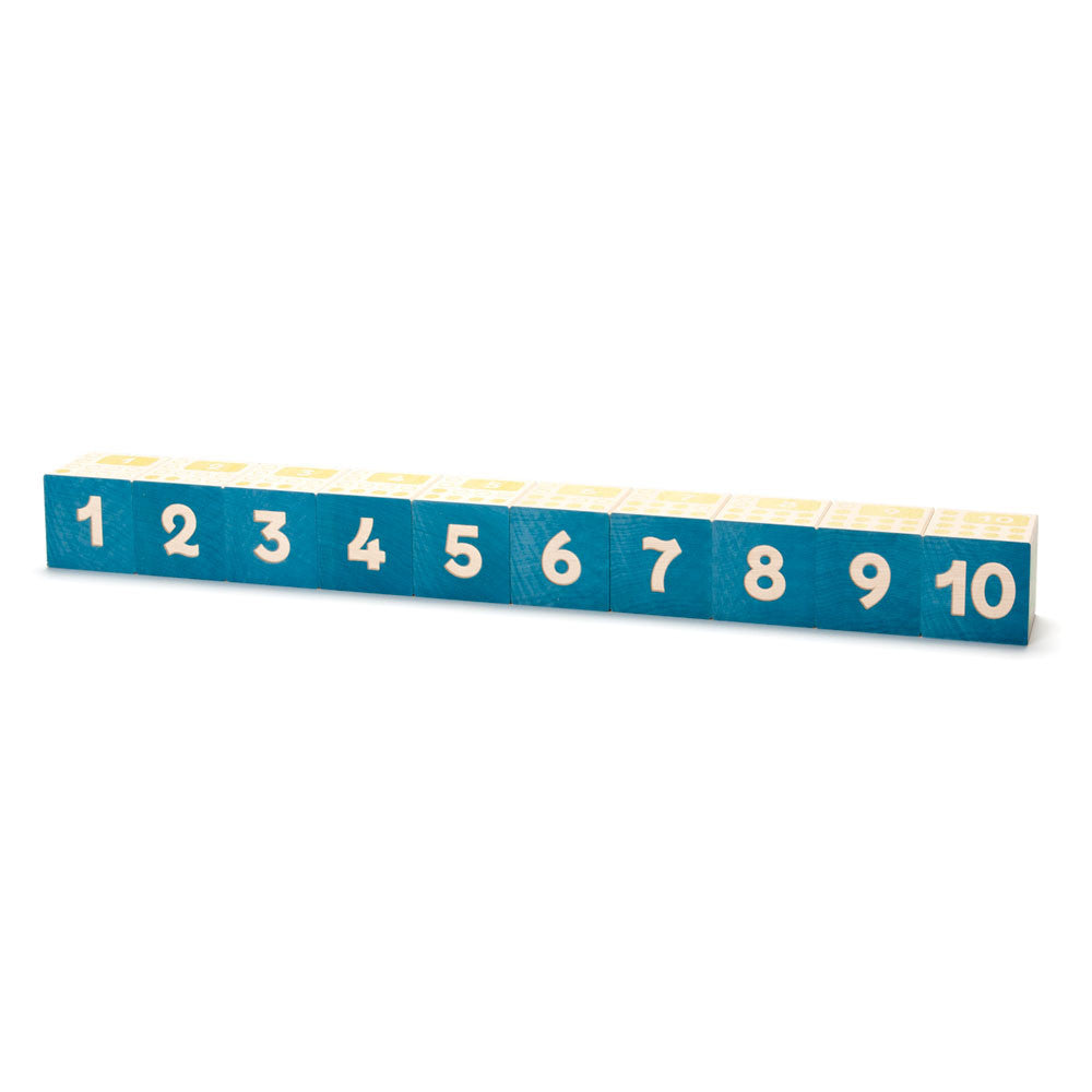 count + stack number blocks - Nova Natural Toys & Crafts - 2