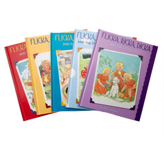 flicka, ricka, dicka hardcover book set - Nova Natural Toys & Crafts