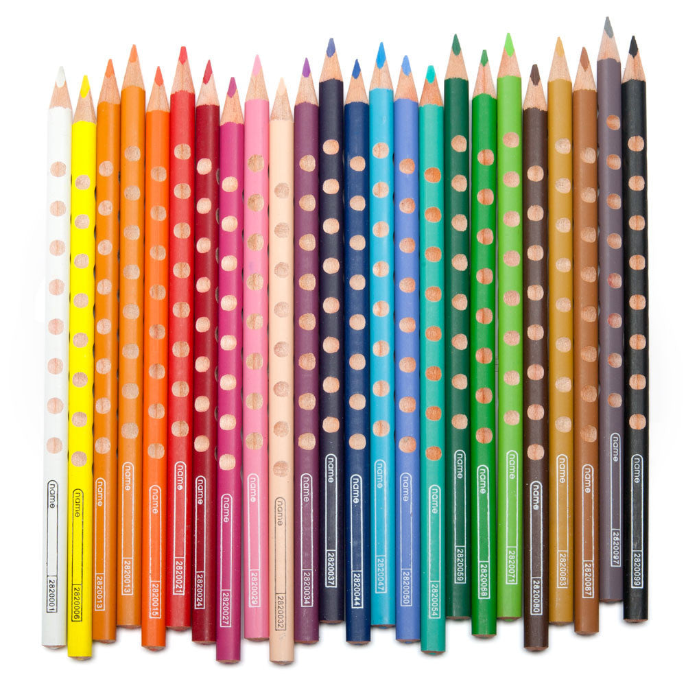 lyra groove slim colored pencils - Nova Natural Toys & Crafts - 1