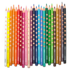 lyra groove slim colored pencils
