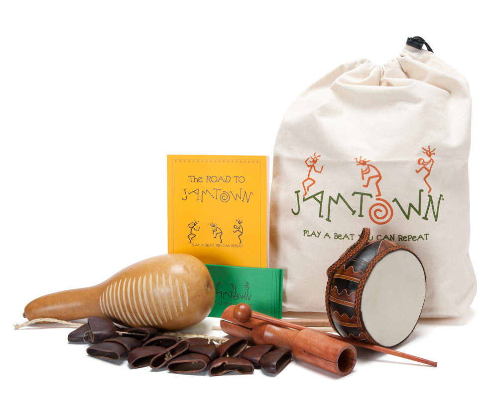 rhythmic music set - Nova Natural Toys & Crafts - 4