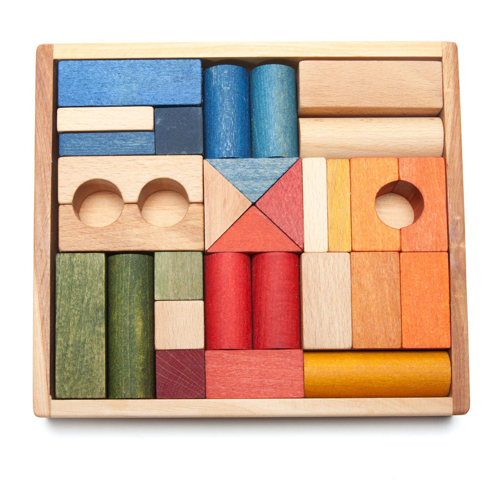 mini blocks in a box - Nova Natural Toys & Crafts - 2