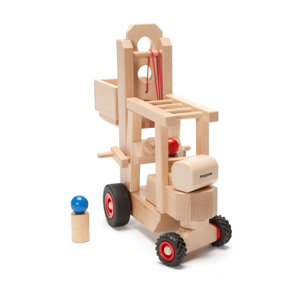 forklift - Nova Natural Toys & Crafts - 3