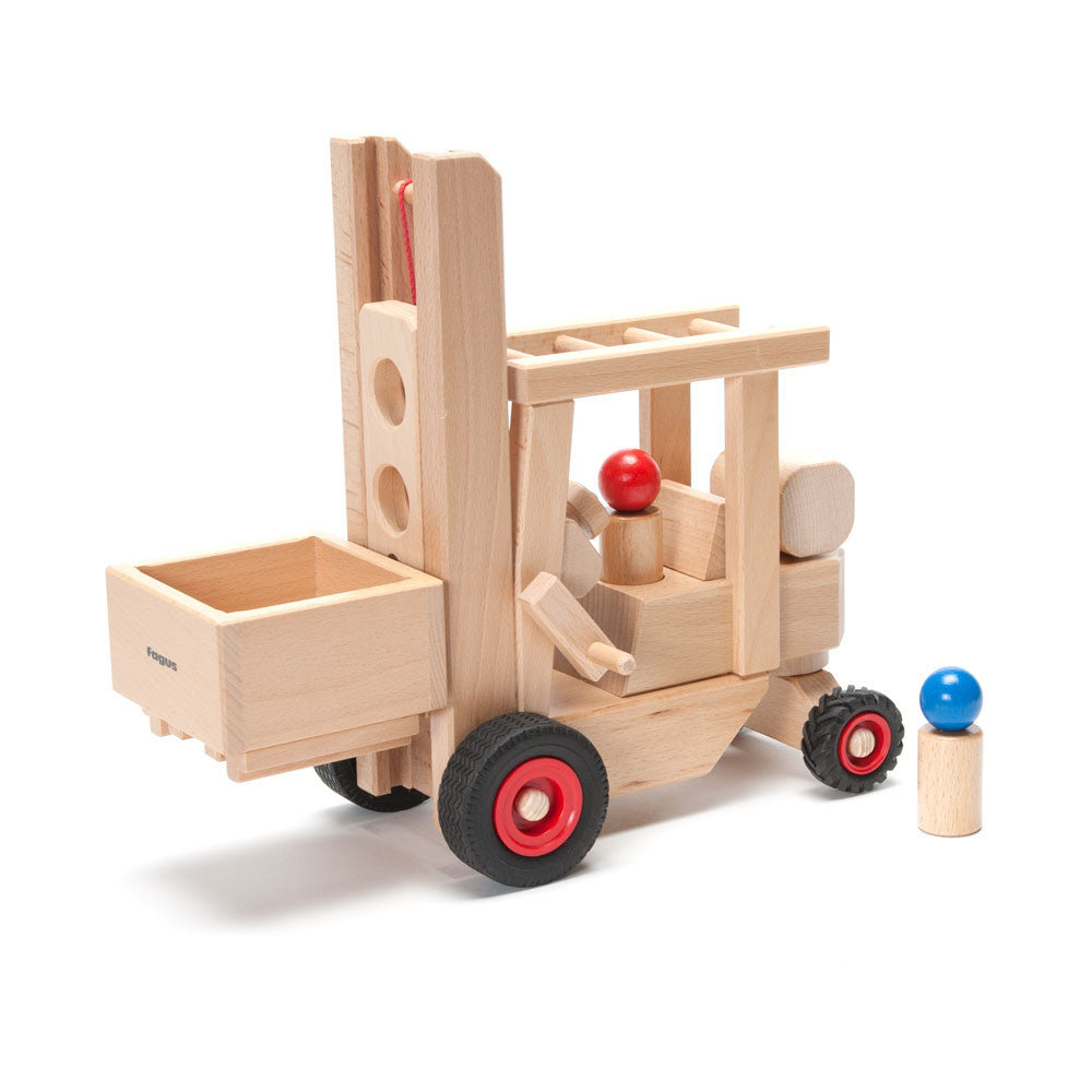 forklift - Nova Natural Toys & Crafts - 1
