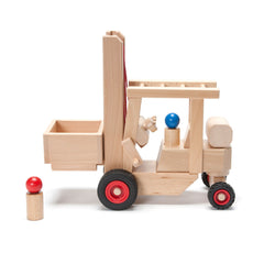 forklift - Nova Natural Toys & Crafts - 2